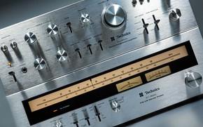 Wallpaper SUST 3500, Technics, Tuner, Stereo, Amplifier