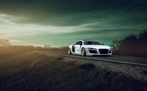 Picture Audi, Front, Wheels, Aristo, Autovault