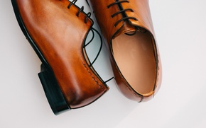 Picture leather, quality, Shoes