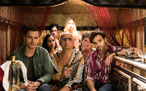 Picture photo, gun, girls, Autobahn, Thriller, action, Ben Kingsley, Ben Kingsley, Nicholas Hoult, Nicholas Hoult, Marwan …