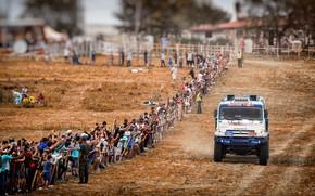 Picture Sport, Speed, People, Truck, Race, Master, Russia, Kamaz, Rally, Dakar, KAMAZ-master, Dakar, Rally, KAMAZ, Finish, …
