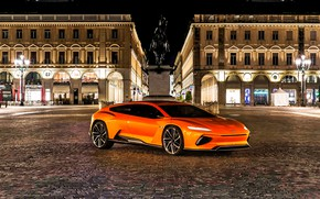 Picture area, Italdesign, electric car, GTZero, Italdesign