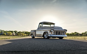 Picture Chevrolet, Old, Picup