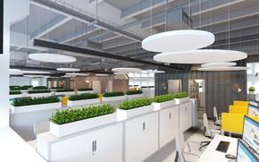 Picture design, interior, the room, equipment, OpenSpace