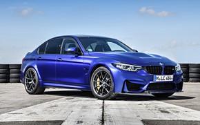 Picture BMW, sedan, 2018, F80, BMW M3 CS