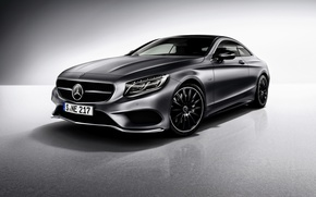 Picture background, coupe, Mercedes-Benz, Mercedes, Coupe, S-Class, C217