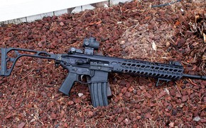 Picture weapons, machine, weapon, SIG, assault rifle, assault Rifle, SIG MCX