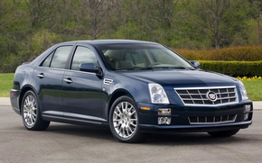 Picture Cadillac, sedan, STS