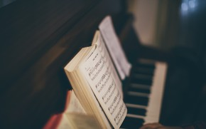 Picture Music, Notes, Piano, Musical instrument