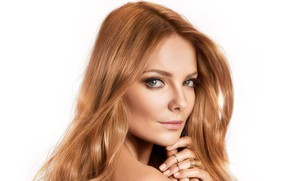 Picture look, model, makeup, hairstyle, blonde, model, hair, blonde, Eniko Mihalik, makeup, hairstyle, Eniko Mihalik