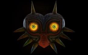 Wallpaper Cordell Felix, the game, The Legend of Zelda, mask, online, Majoras Mask Remaster
