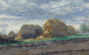 Picture landscape, picture, Francis Picabia, Stack, Francis Picabia