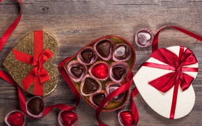 Picture candy, love, heart, romantic, chocolate, sweet, gift, valentine`s day