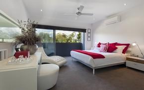 Picture Flowers, Design, Style, Comfort, Bedroom, Kravat