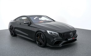 Picture coupe, Mercedes, Mercedes, AMG, brabus, Coupe, S-Class, C217
