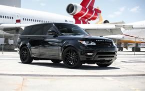 Wallpaper Exclusive, Motoring, Range, Rover, Sport