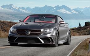 Picture car, Mercedes Benz, Mercedes Benz S63