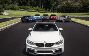 Picture BMW, White, E92, F82