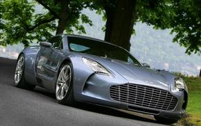 Picture Aston Martin, supercar, One-77