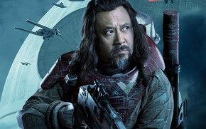 Wallpaper weapons, spaceships, Jiang Wen, poster, Jiang Wen, Rogue One, planet, Rogue-one: Star wars. History, fiction
