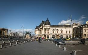 Picture Street, Building, Street, Romania, Romania, Buildings, Bucharest, Bucharest