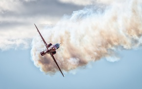Picture Red Arrows, Royal Air Force, Synchro Pair