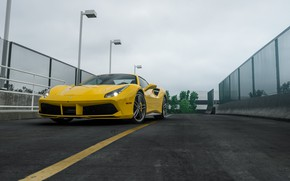 Picture Ferrari, Package, Performance, 488, Boden