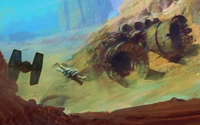 Picture Star Wars, Art, science fiction