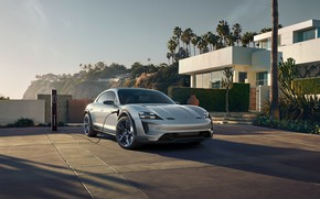 Picture Concept, Porsche, 2018, Mission E, Cross Turismo
