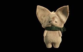 Picture baby, scarf, Furry Toy WIP II, Jesus Fernandez