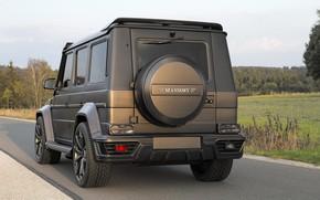 Picture Mercedes, Carbon, Carbon, Tuning, Mansory, Gaelic, Black Edition, G, G-class, Gelendwagen