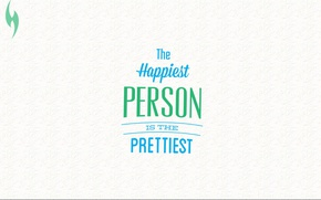 Picture motivation, quote, happiest