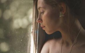 Picture portrait, freckles, No One Nicholas, Tatyana Lyalina