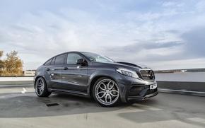 Picture Mercedes-Benz, Mercedes, Coupe, Prior-Design, C292, GLE-Class