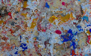 Wallpaper abstraction, paint, pattern