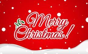 Wallpaper winter, vector, merry christmas, postcard, Rodesco