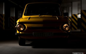 Picture auto, shadow, photographer, before, car, auto, photography, photographer, Zaporozhets, ZAZ, ZAZ, Thirteen, Yalta, Eliette