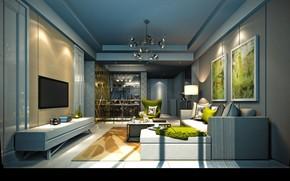 Picture furniture, interior, living room, interior