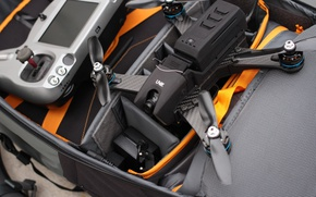Picture control, technology, suitcase, drone, UVIFY DRACO, draco