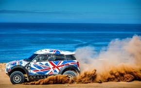 Picture Sand, Sea, Beach, Mini, Vinyl, Sport, Desert, Speed, Race, Britain, Heat, Coast, Rally, Rally, Raid, …