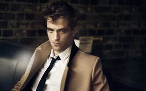 Picture male, shirt, twilight, Robert Pattinson, coat, Robert Pattinson, Dior Homme