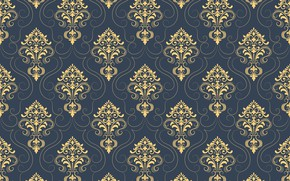 Picture vector, texture, wallpapers, background, pattern, seamless, textile, damask