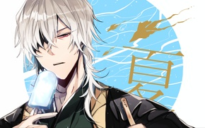 Picture anime, art, guy, Bungou Stray Dogs, Stray dogs literary geniuses