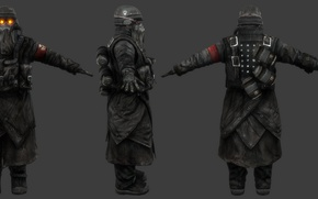 Picture killzone, soldier, helghast