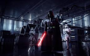 Wallpaper Star wars, Electronic Arts, EA DICE, DICE, Darth Vader, Star Wars: Battlefront II, Battlefront II, ...