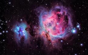 Picture nebula, beauty, Orion Nebula