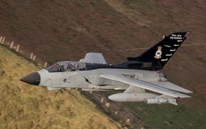 Picture flight, fighter, cabin, Tornado, GR4