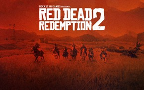 Picture Wild West, Rockstar Games, Wild West, Red Dead Redemption 2, American Old West
