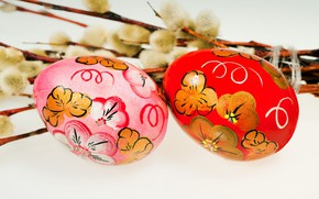 Picture eggs, Easter, Verba, eggs