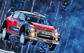 Picture Winter, Auto, Sport, Machine, Race, Citroen, Citroen, Car, WRC, Rally, Rally, Citroen С3, CITROEN C3 …